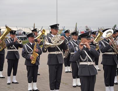 Uroczyste obchody Święta Wyższej Szkoły Oficerskiej Sił Powietrznych w Dęblinie
