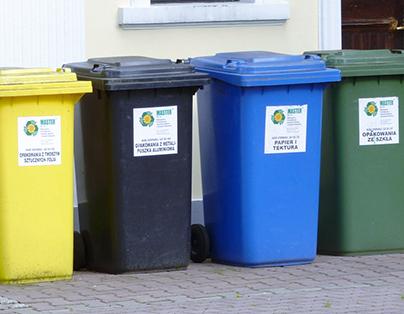 Harmonogram oraz zasady segregacji odpadów komunalnych w Dęblinie