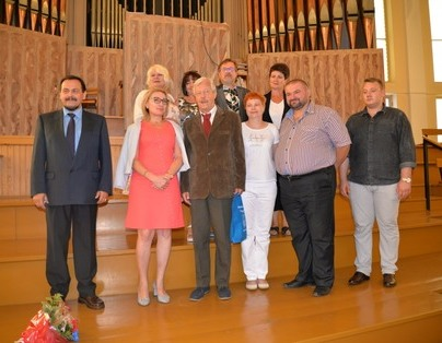 Odbył się już trzeci koncert z cyklu III Międzynarodowego Spotkania z Muzyka Organową