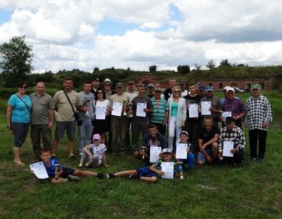 Spławikowe zawody wędkarskie o Puchar Burmistrza Miasta Dęblin