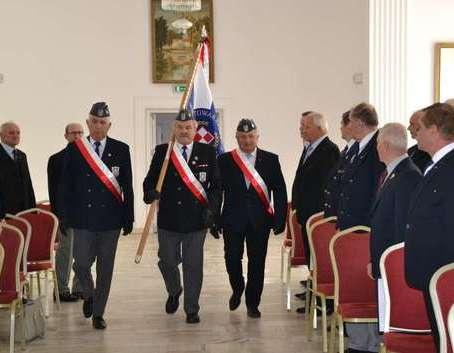 25 lat Dęblińskiego Oddziału  Stowarzyszenia Seniorów Lotnictwa Wojskowego RP.