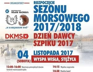 Rozpoczęcie sezonu morsowego 2017/2018