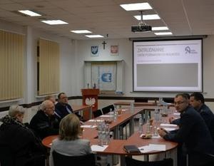 Posiedzenie Dęblińskiej Rady Przedsiębiorców