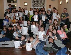 Udział uczniów ZSO w EuroWeek