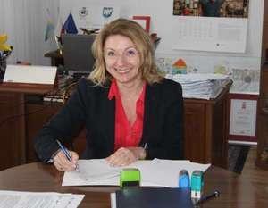 Podpisanie umowy na remont Szkoły Podstawowej nr 2 w Dęblinie