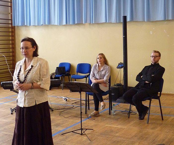 Kolejny koncert Filharmonii Narodowej w ZSO  w Dęblinie.