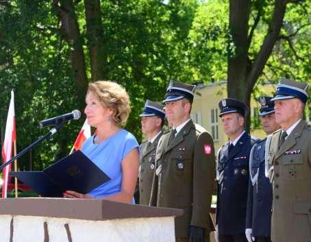 99 rocznica utworzenia Jednostki Wojskowej w Stawach.