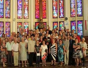 Ostatni koncert IV Międzynarodowego spotkania z Muzyka Organową w Dęblinie.