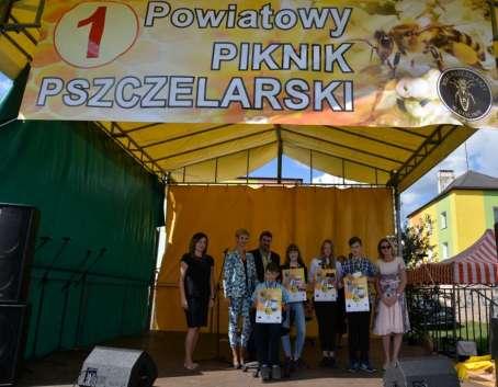 """""""I Powiatowy Piknik Pszczelarski"""""""