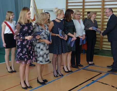 Święto Edukacji Narodowej w ZSO w Dęblinie