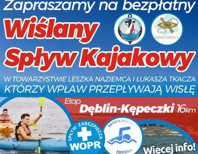 Wiślany Spływ Kajakowy