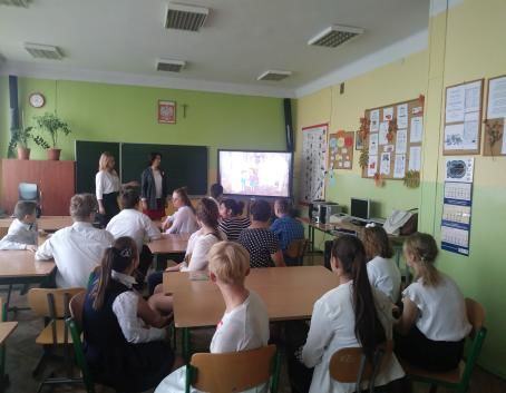 Niecodzienna lekcja patriotyzmu w SOSW w Dęblinie