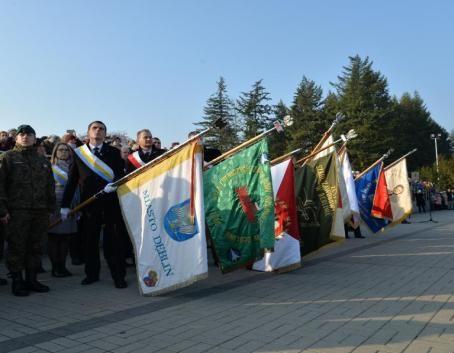 Uroczystości z okazji 100 – Lecia Odzyskania Niepodległości