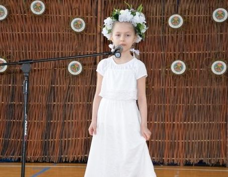 """VIII Festiwal Dziecięcej Piosenki Ludowej """"Gaik"""""""