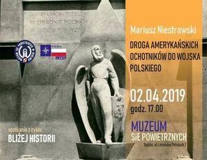 BLIŻEJ HISTORII 02.04.2019 Muzeum Sił Powietrznych w Dęblinie