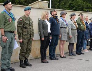 Ogólnopolski Integracyjny Zlot Drużyn Nieprzetartego Szlaku Związku Harcerstwa Polskiego DĘBLIN 2019