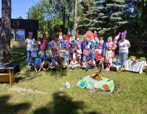 IV Święto Rodziny w Szkole Podstawowej nr 4 w Dęblinie