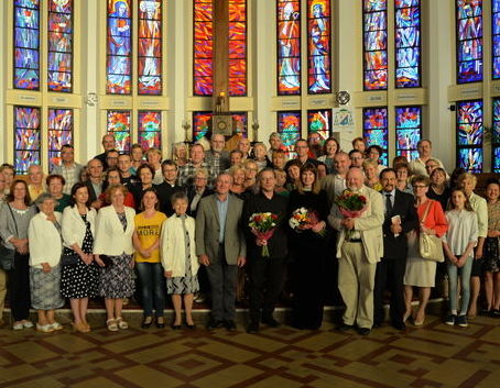 I koncert V Międzynarodowego spotkania z Muzyką Organową w Dęblinie