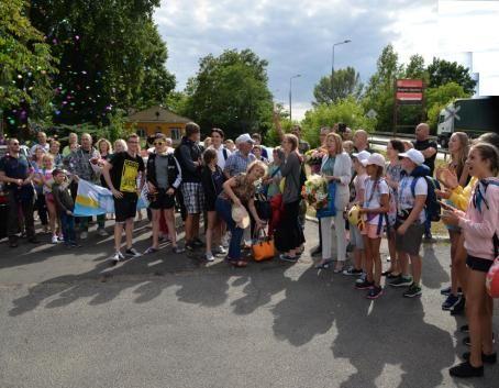 Dębliniacy na Międzynarodowym Festiwalu w Bułgarii.