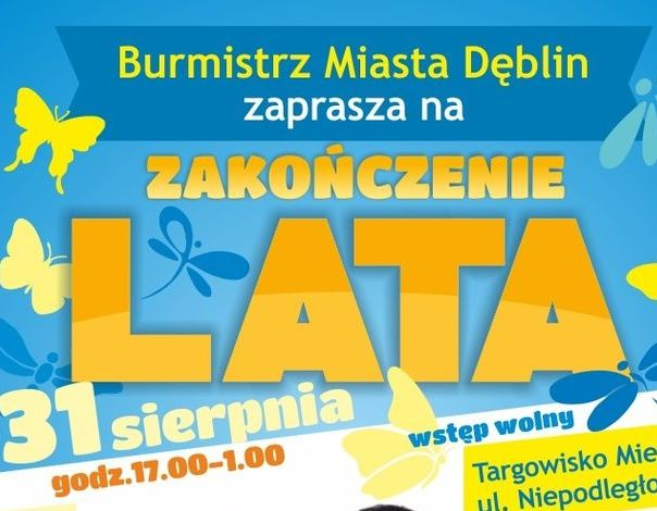 """""""Zakończenie Lata 2019"""" - Dęblin"""