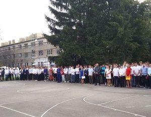 Rozpoczęcie roku szkolnego w ZSZ Nr 1 w Dęblinie