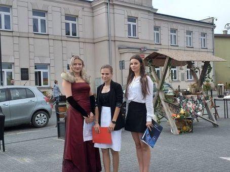 Narodowe Czytanie w Zespole Szkół Ogólnokształcących w Dęblinie