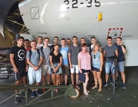 Z wizytą w Centrum treningowym C.16 Eurofighte w Moron