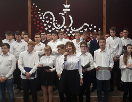 Narodowe Śpiewanie hymnu ZSZ1