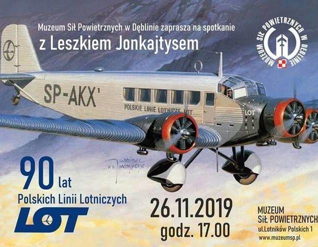 90 lat Polskich Linii Lotniczych