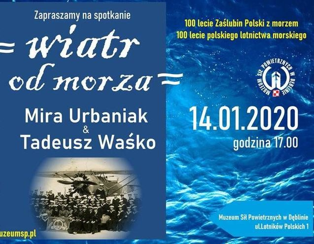 Wiatr od morza - Mira Urbaniak i Tadeusz Waśko