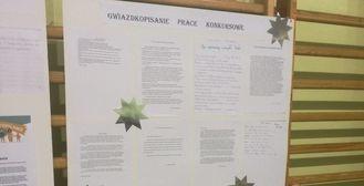 """Udane """"Gwiazdkopisanie"""" uczniów z Wilczopola"""