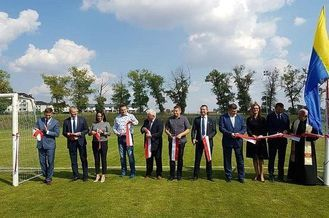 Arena Głusk oficjalnie otwarta