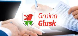 Zawiadomienie o XII sesji VIII kadencji Rady Gminy Głusk