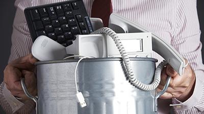 Zbiórka zużytego sprzętu elektrycznego i elektronicznego już 12.04.2014 r.