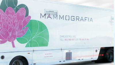 Mammografia w naszej gminie