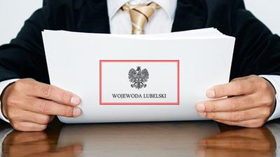 Zaproszenie Wojewody Lubelskiego