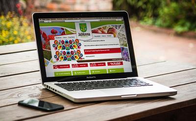Nowy serwis internetowy Gminy Jabłonna