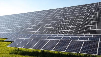 Odbiory robót - kolektory słoneczne