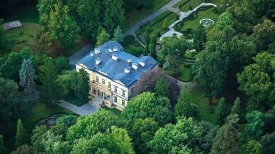 Zespół pałacowo – parkowy w Jabłonnie