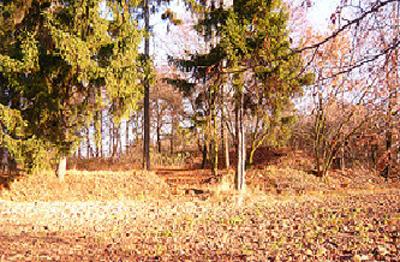 Cmentarz wojenny w Tuszowie