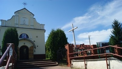 Kościół Matki Bożej Częstochowskiej w Chmielu