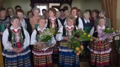 Jubileusz 50-lecia KGW z Jabłonny Drugiej