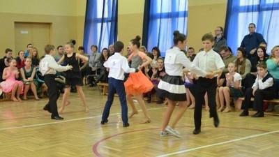 Turniej Tańca w Jabłonnie