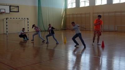 Dzień Dziecka w Gimnazjum Publicznym  w Jabłonnie