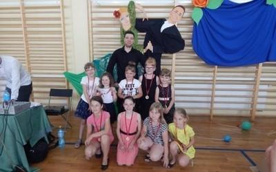 Relacja z Turnieju Tańca w Jabłonnie