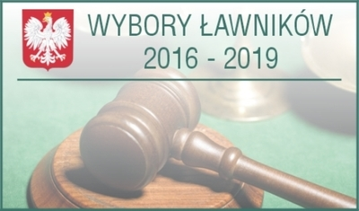 Wybory Ławników - kadencja 2016-2019