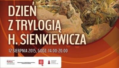 Dzień z trylogią Henryka Sienkiewicza