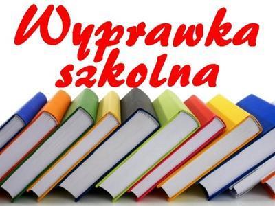 """Rządowy Program Pomocy """"Wyprawka szkolna 2015"""""""
