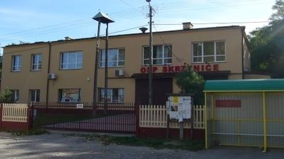 """Projekt """"Termomodernizacja i remont budynku w miejscowości Skrzynice Pierwsze z przeznaczeniem na cele społeczno-kulturalne"""""""