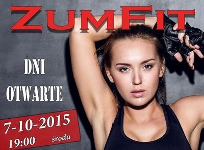 Zapraszamy na ZumFit do Sali Sportowej w Jabłonnie